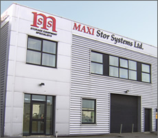 MaxiStor warehouse solutions