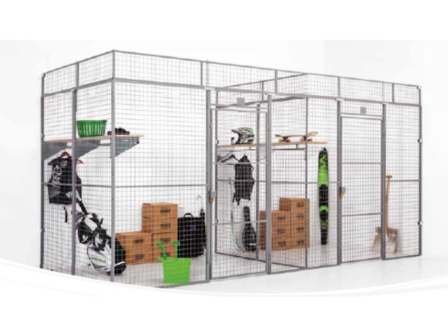Industrial Mesh Partitions Troax Partitions Security
